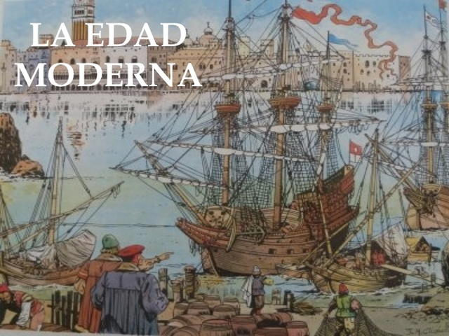 Edad Moderna 1492 - 1789