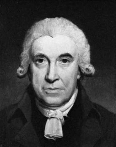 James Watt (1736-1819):