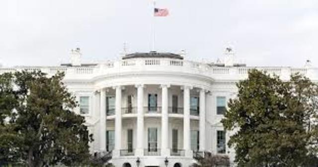 1994: The White House launches its website