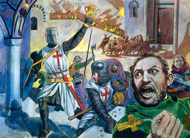 Fourth Crusade (Attack on Constantinople)