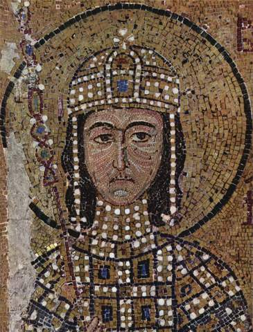 Emperor Alexios I contacts Pope Urban II for military help in Middle East