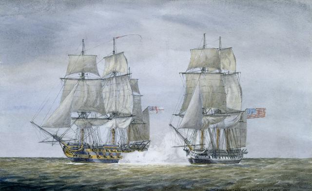 The Chesapeake-Leopard Incident