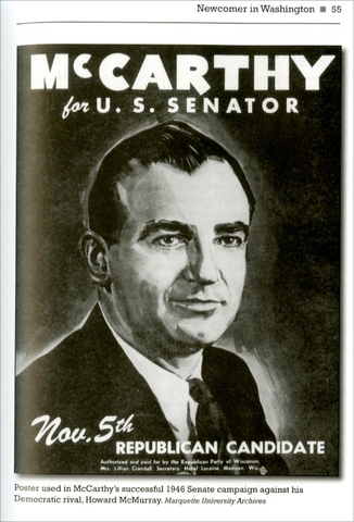 Rise of McCarthyism in USA