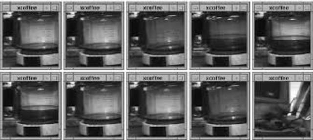 La primera Webcam
