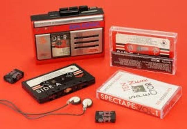 1963  inventado por la empresa Philips en 1963 SE INVENTA EL CASSETE DE AUDIO