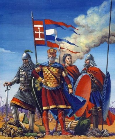 Emperor Basil II military conquests of Bulgaria