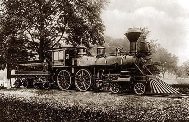 Expropiación de las industrias de ferrocarriles