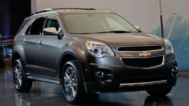 """New"" Car...Chevy Equinox"