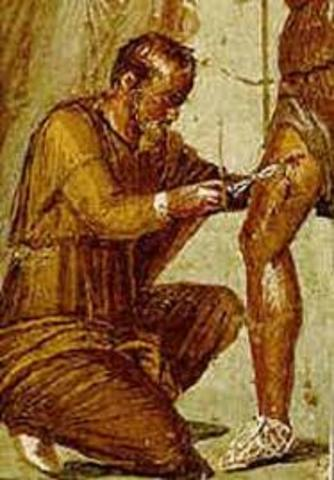 Ancient Romans Period Health Care