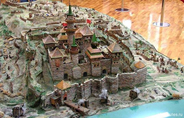 Крепость - Азов - турецкое укрепление юга России
