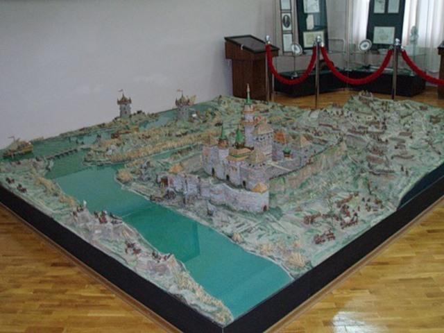 Крепость Азак