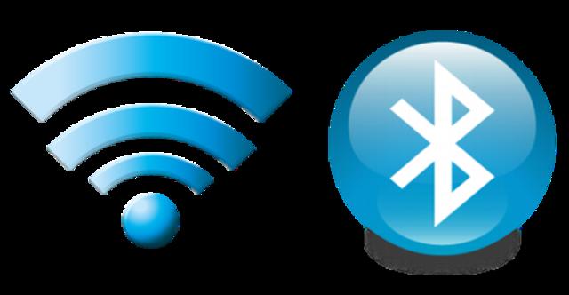 wifi y bluetooh