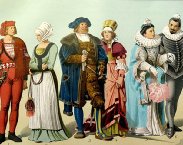 16th and 17th Centuries Health Care