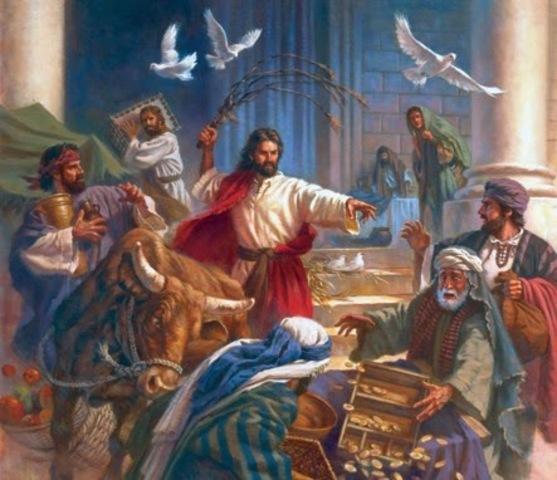 purificação do templo