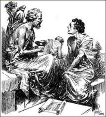 Ancient Greece - Illness
