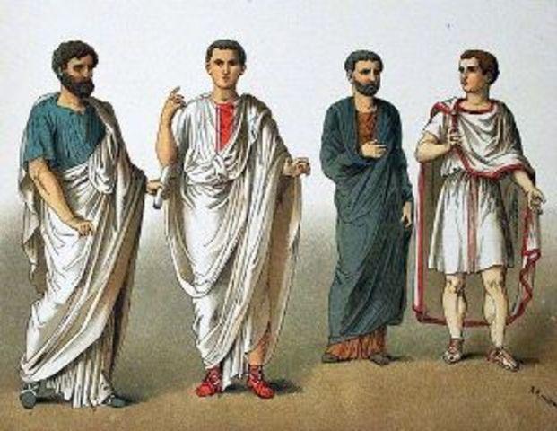 Ancient Rome - Lifespan