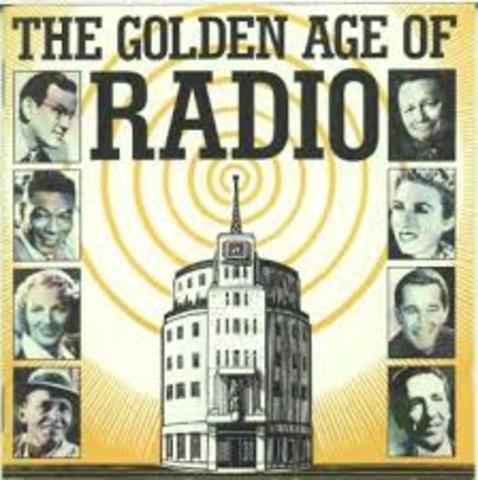 golden age of the radio