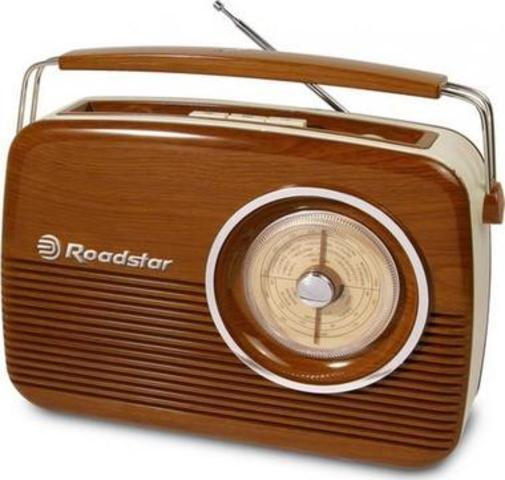 the more common/portable radio