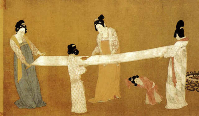 Ch. 6.5 Ancient China, The Beginning of Silk