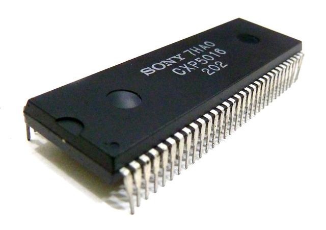 Circuito integrado(Chips)