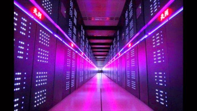 Supercomputadoras Quinta Generación