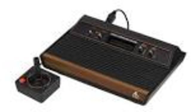 Atari 2600 invented