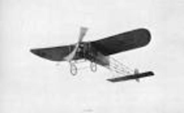 Invention of Airplane