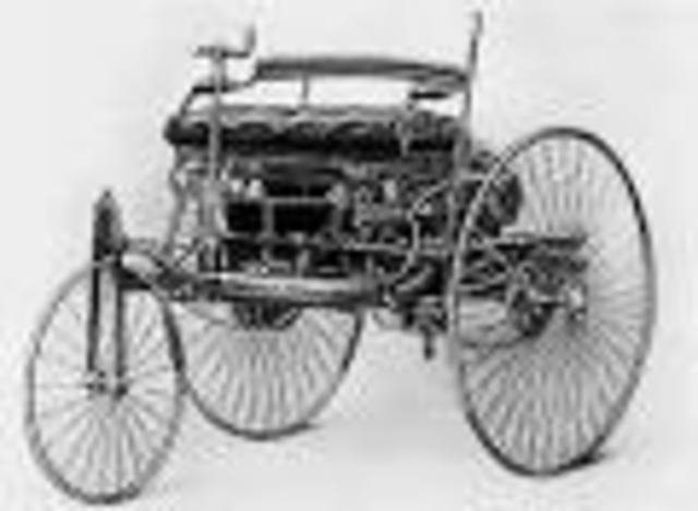 Invention of Automobile