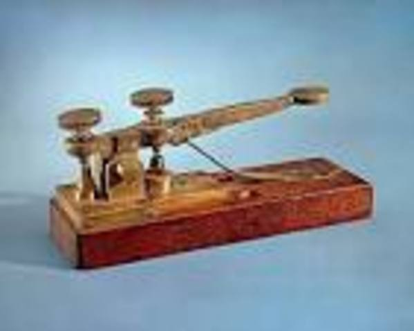 Invention of the Telegraph