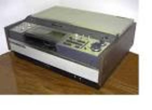 Invention of the VCR