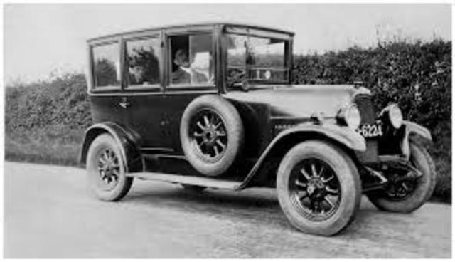 When the Automobile was invented