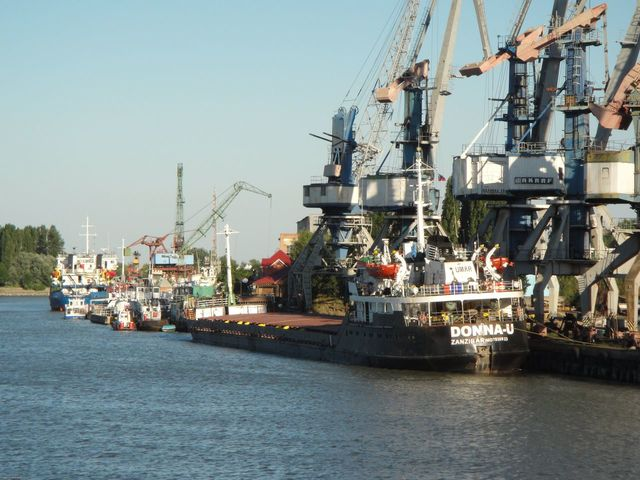 Азов - порт пяти морей