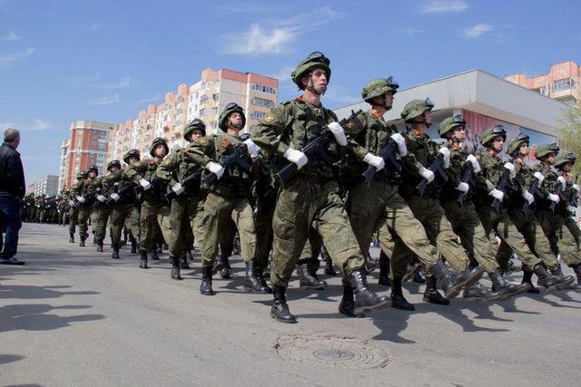 Азов - город воинской доблести