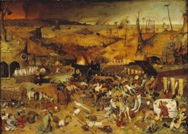 Middle Age - Bubonic Plague