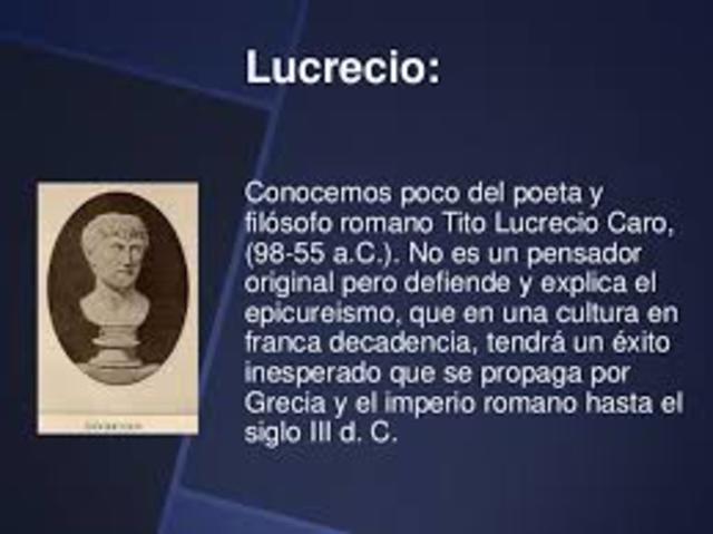 Lucrecio
