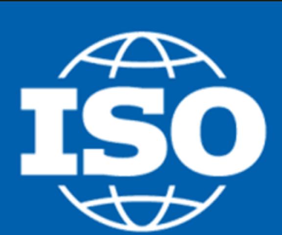 ISO (siglas para Organización Internacional de Normalización )