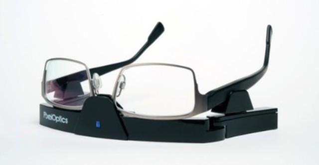 gafas con conexión a Internet
