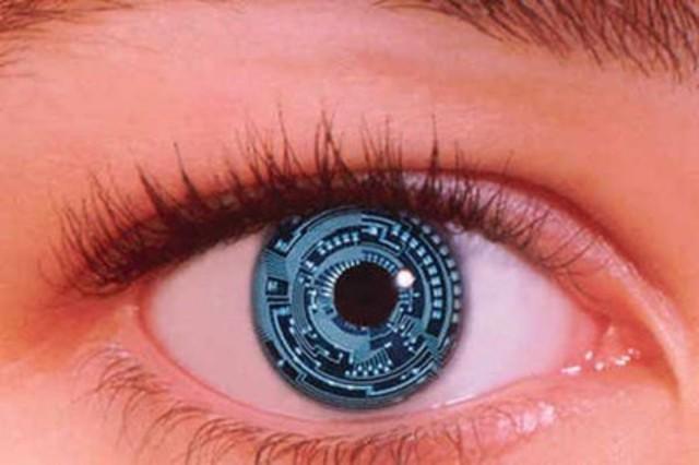 ojos electronicos