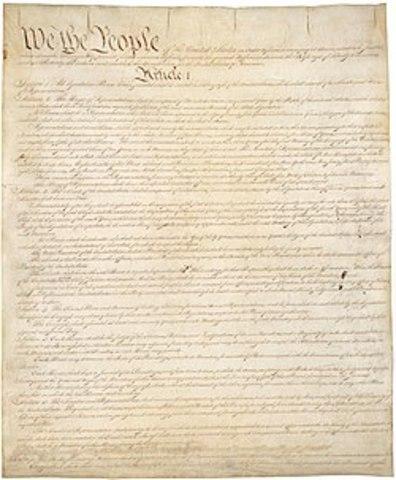 Cnstitución de los Estados Unidos