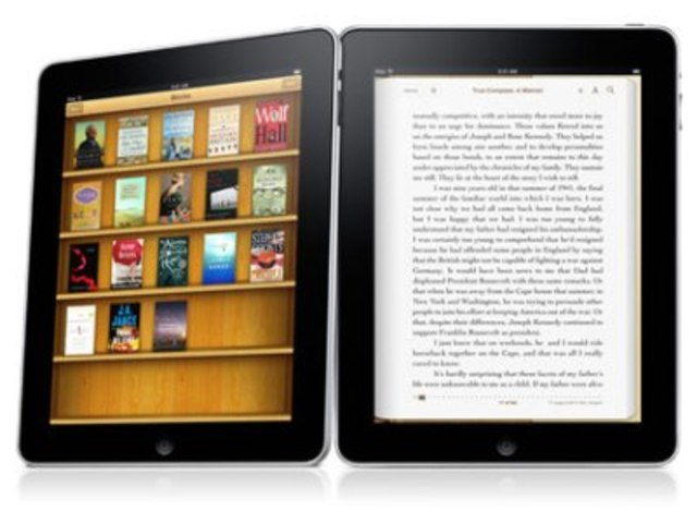 Se presenta en el mercado el iBook.
