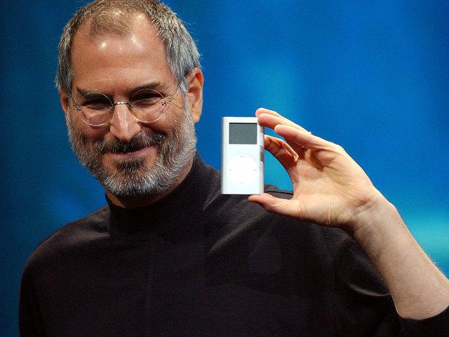 Apple lanza el iPod.