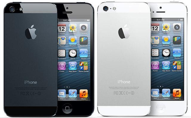Lanzamiento en san Francisco del iPhone 5.