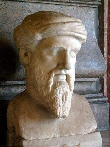 Pythagoras (570 - 510 v.Chr)