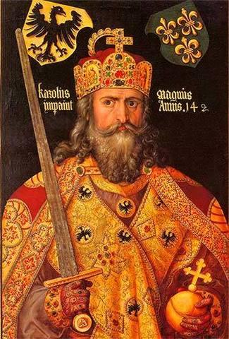 Resurgimiento del Imperio Carolingio
