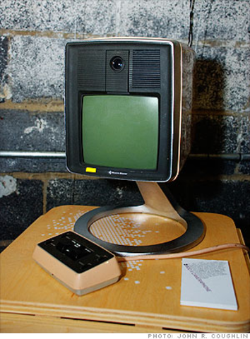 First North American public videophone network