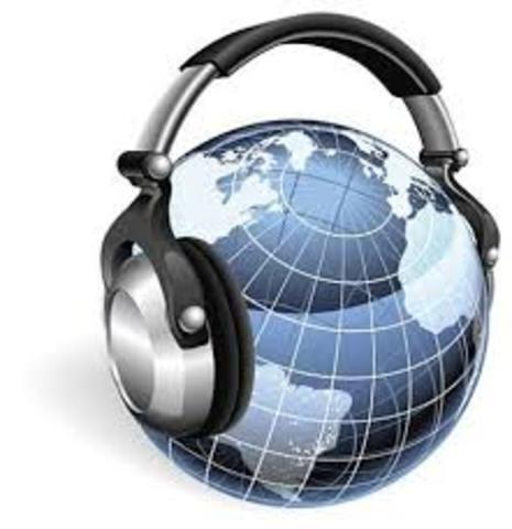 Televicion y Radio por internet