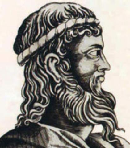 Anaximandro y Lucrecio