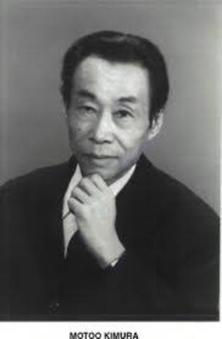 Motoo Kimura