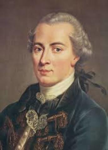 Emmanuel Kant (Teoría nebular)