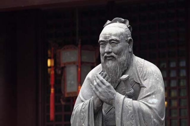 6.2: China: Confucius was born